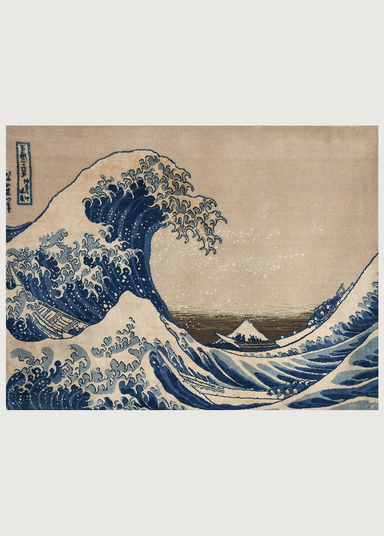 The Great Wave from the British Museum Collection